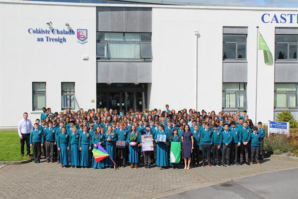 Castletroy College First Years 2019/20