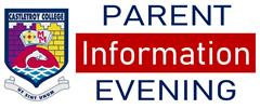 Castletroy College Parent Information Evening