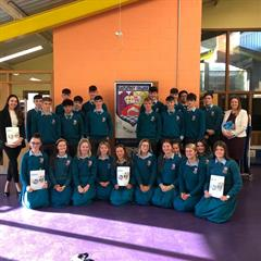Fionn 4 Junior Achievement Programme: Career Success with Northern Trust
