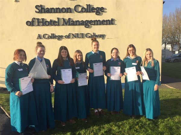Taster Day In Shannon College Of Hotel Management