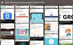 AEN Padlet for Teachers, Parents/Guardians & Students