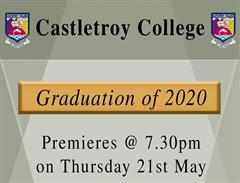 Castletroy College Virtual Graduation 2020