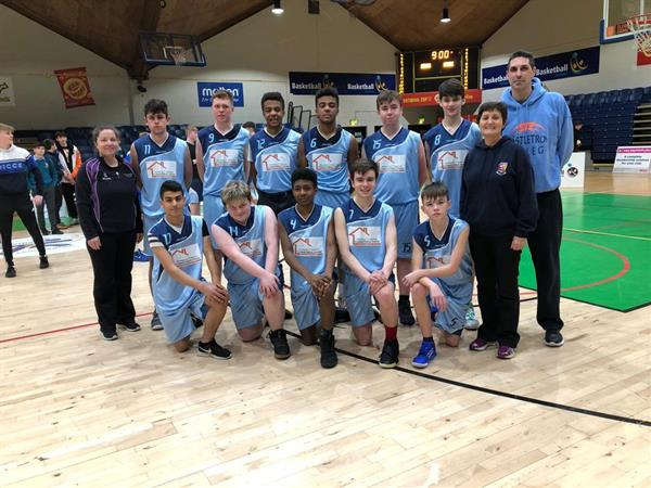 Castletroy College books its place in U16 Boys All Ireland League Final