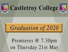 Castletroy College Virtual Graduation 2020