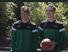 Castletroy College Duo make Ireland U18 squad for FIBA European Challenge