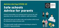 Back to School Advice during COVID-19